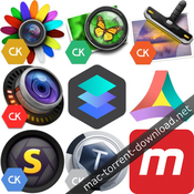Macphun software 2017 2018 collection icon