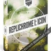 Totally rad replichrome i icon icon