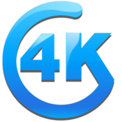 Aiseesoft 4k converter icon