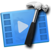Total video tools movie edit icon
