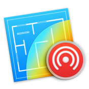 Wifiner wifi analyzer icon
