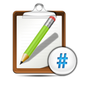Markdown designed for simplicity of use icon