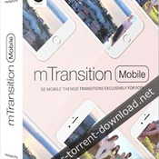 Motionvfx mtransition mobile icon