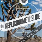 Totally rad replichrome ii slide icon