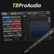 Tbproaudio dpmeterxt icon