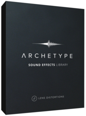 Lens distortions archetype sfx icon
