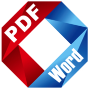 Lighten pdf to word ocr icon