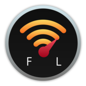 Fleet local network speed test for macos icon