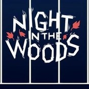 Night in the woods weird autumn edition icon