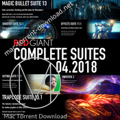 Red giant complete suites 2018 04 icon