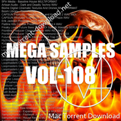 Mega samples vol 108 icon