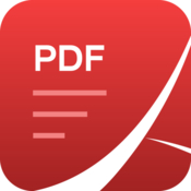 Pdf reader document viewer icon