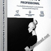 Franzis black white projects professional 6 icon