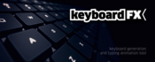Keyboardfx for after effects icon