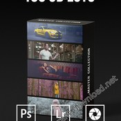 Master collection all 10 color profiles packs 100 3d luts icon