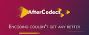 Dornisoft AfterCodecs icon