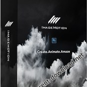 Imagemotion panel for adobe photoshop icon