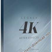 Lens distortions legacy 4k icon