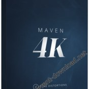 Lens distortions maven 4k icon