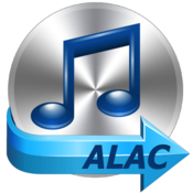 Lossless converter for itunes icon