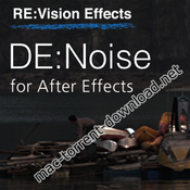 Re vision effects de noise 3 for after effects icon