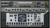 Applied acoustics systems chromaphone 2 icon