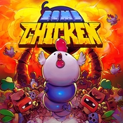 Bomb chicken mac game icon