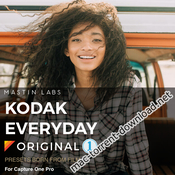 Mastin labs kodak everyday pack for capture one pro icon