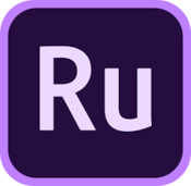 Adobe premiere rush icon