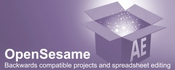 Pt opensesame after effects icon