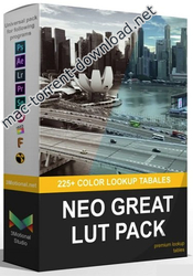 Neo great luts 225 luts icon