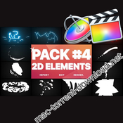 Flash fx elements pack 04 icon