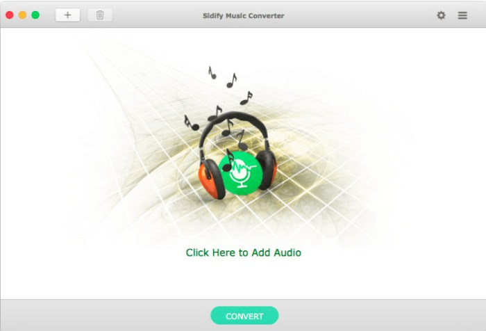Sidify Music Converter for Spotify 136 Screenshot 01 ikzeg1n