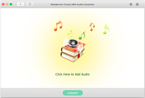 NoteBurner iTunes DRM Audio Converter 247 Screenshot 01 ikzegan