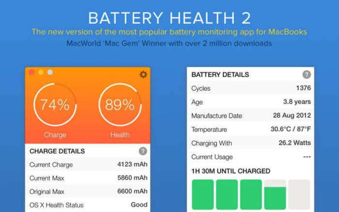 Battery Health 3 v1018 Screenshot 01 dudfhmy