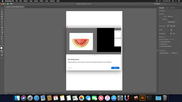 Adobe Illustrator CC 2019 v231 Screenshot 02 m26373n