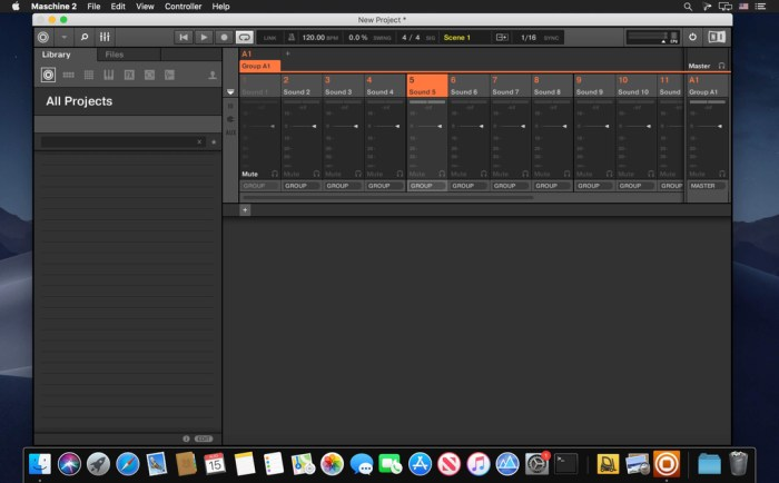 Native Instruments Maschine 2 v286 Screenshot 03 57xl41n