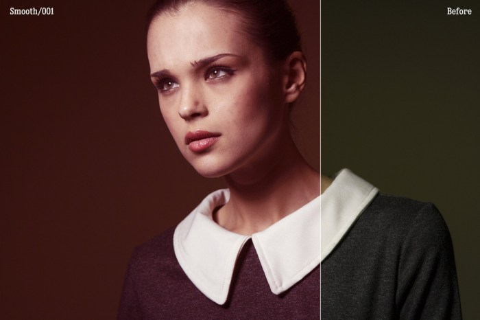 300plus Portraiture Photoshop Actions and ACR Screenshot 22