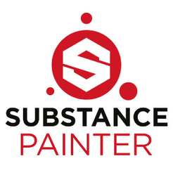 Allegorithmic substance painter 3d painting app icon