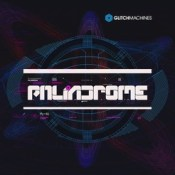 Gltchmachines palindrome icon