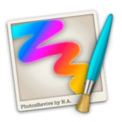 Photosrevive colorize black and white photos icon