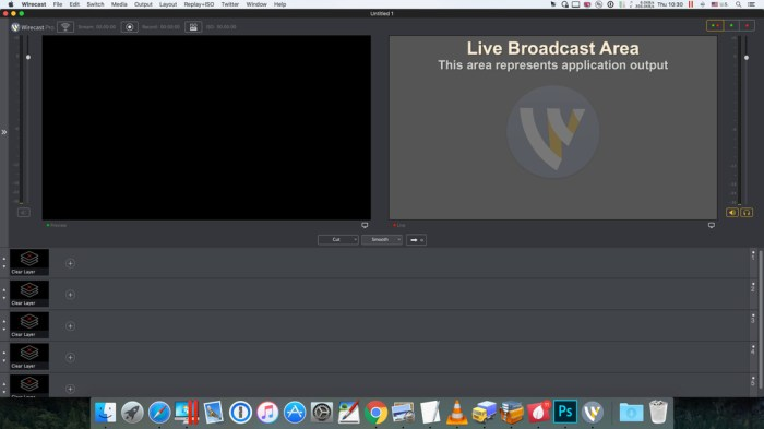 Wirecast Pro 1221 Screenshot 01 9nlsbvn
