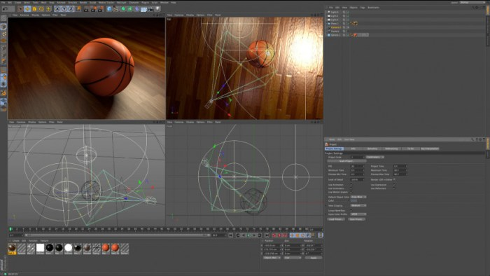 Maxon CINEMA 4D Studio R21026 Screenshot 02 57xz2an