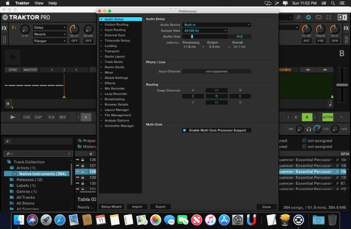 Native Instruments Traktor Pro 3219 Screenshot 03 57v2vln