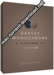 Lens Distortions Earthy Monochrome Finishing LUT icon