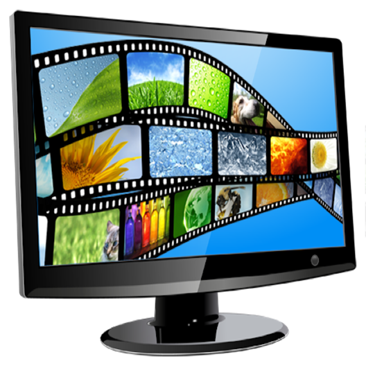 IVI 4 convert and import video files icon