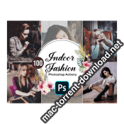 100 Indoor Fashion Photoshop Actions 3937761 icon