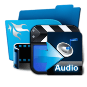 AnyMP4 Audio Converter for Mac icon