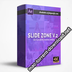 FlatPackFx Slides Zone V2 After Effects icon