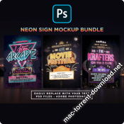 Light Sign Mockup Bundle 4163290 icon